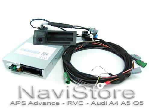 Installazione Retrocamera Oem Audi A5